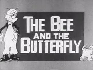 The Bee & The Butterfly
