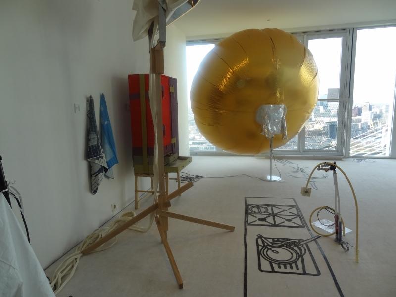 Studio Makkink en Bey, view