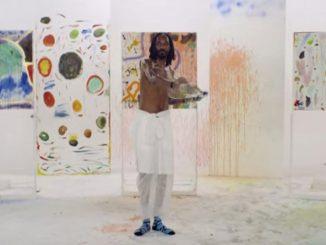 Snoop Dogg en de verfkwast