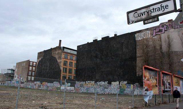 Blu, Berlijn