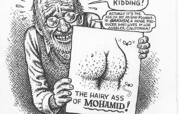Crumb gedenkt Charlie Hebdo