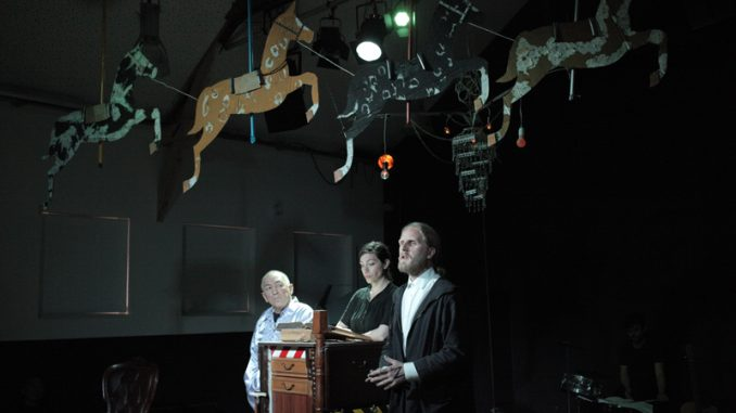 Franz Müller's Wire Spring van Roi Alter