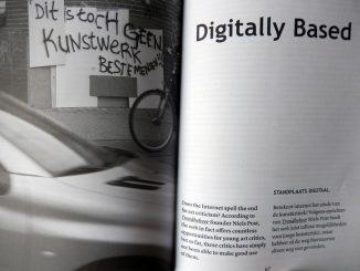 Standplaats Digitaal