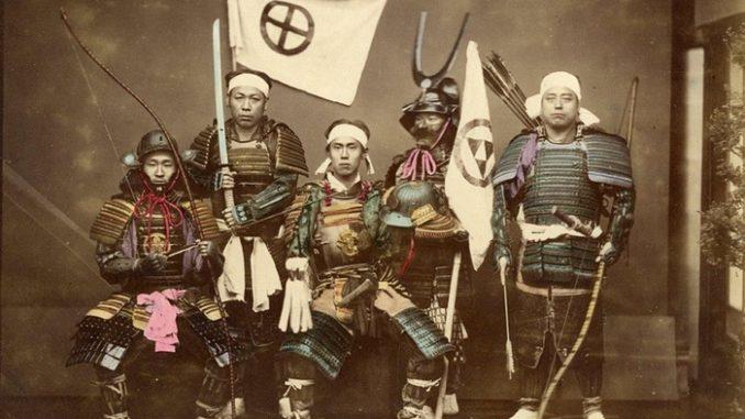 Japan anno 1860