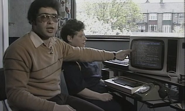 Email anno 1984
