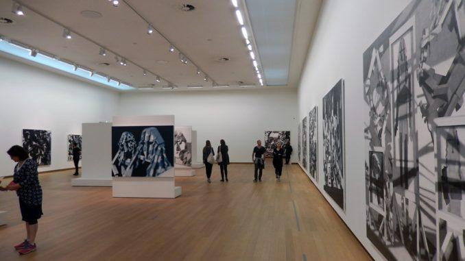 Avery Singer @ Stedelijk Museum