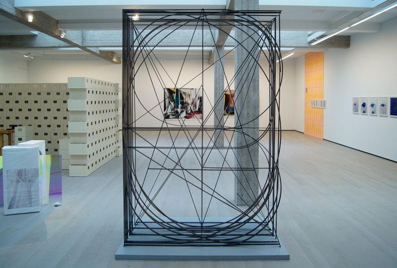 Koen-Taselaar-Untitled-sandblasted-steel-270-x-180-x-70-cm-2011