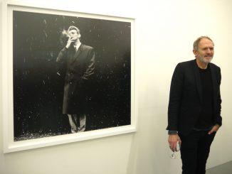 Anton Corbijn (en Raoul De Keyser) @ Zeno X