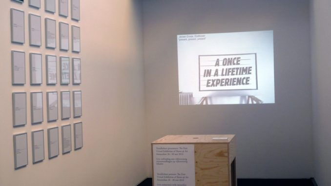 Art Amsterdam 2010: First Virtual Exhibition of Shows