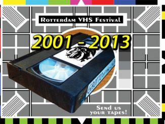 Rotterdam VHS Festival (18 edities)