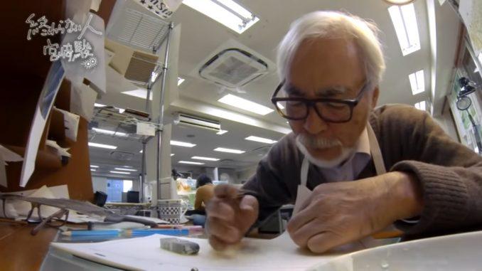 Hayao Miyazaki – The Man Who Never Ends
