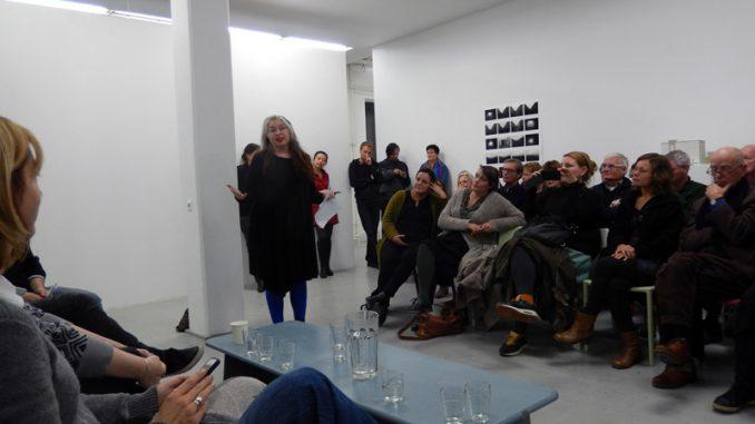 Marie Jeanne de Rooij nieuwe galeriehouder Nouvelles Images