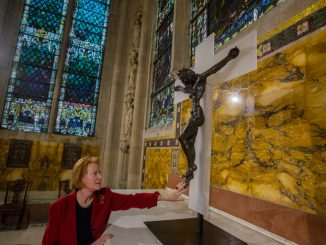 The Christa Project: Manifesting Divine Bodies @ St John the Divine Cathedral