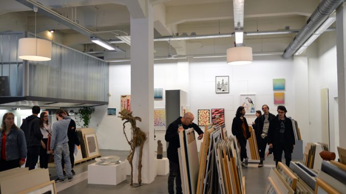 Spring Propositions @ SBK Amsterdam