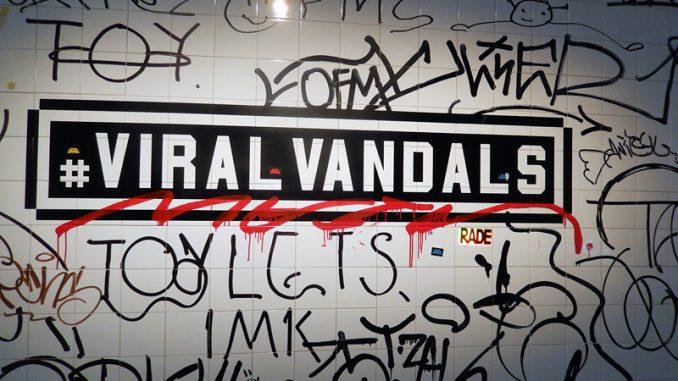 #ViralVandals @ MU