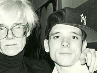 Jeremy Deller over Andy Warhol