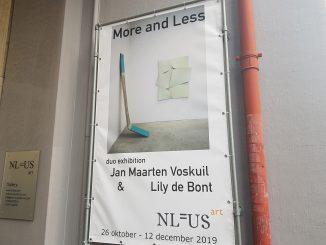 Lily de Bont en Jan Maarten Voskuil @ NL=US
