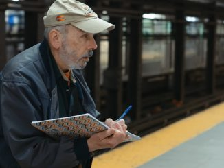 Drawing NYC's Subway Stations One at a Time