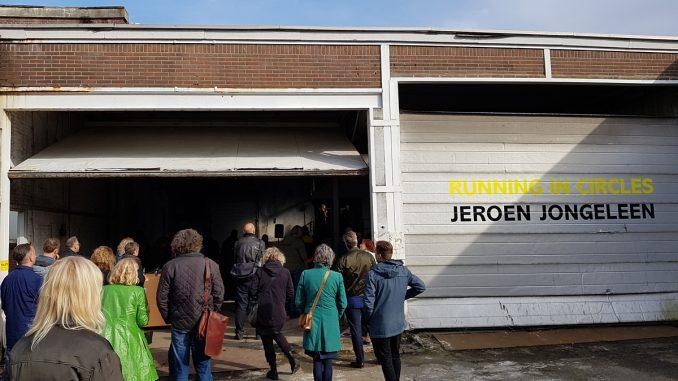 Jeroen Jongeleen (wint de Brutus Award) @ AVL Mundo