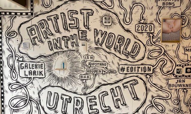 Artist in the World, Utrecht editie @ Galerie Larik