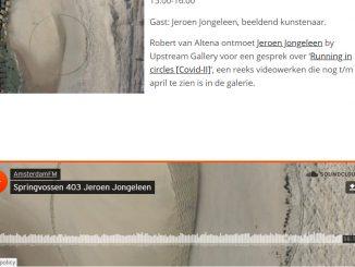 Jeroen Jongeleen @ Springvossen